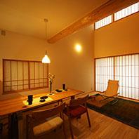 窪田町の家