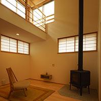 関屋松波町の家