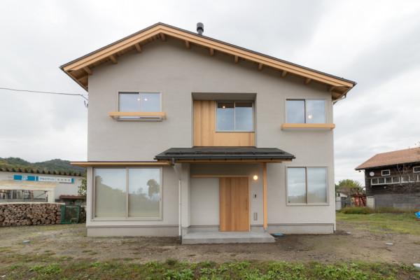 菅谷の家。