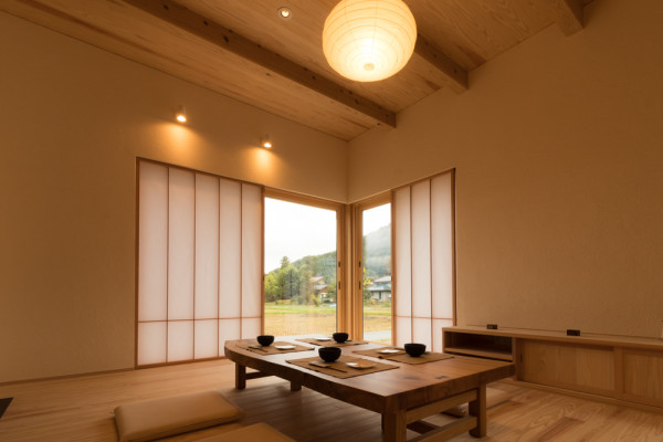本日は、菅谷の家 完成見学会でした!